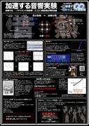 加速する音響実験(第四回ニコニコ学会β出展)