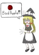 魔理沙「Bad Apple!!」