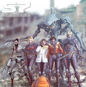 妄想活劇「SPECTER7」 2010-02