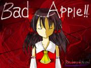 Bad Apple Reimu