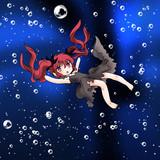 深海少女試作クー子バージョン