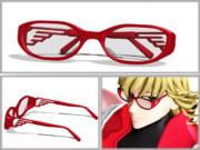 ジャンヌ眼鏡