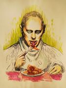 プーティンを食べるプーチン