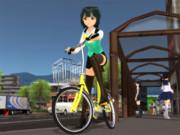 音無小鳥on自転車