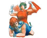 ドラコケンタウロス(レスリングシリーズ)