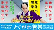 MMD樋口院選挙候補者 徳川吉宗