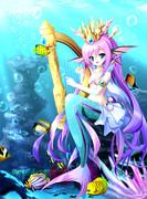 大海の歌姫セイレーン