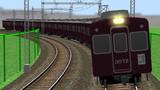 阪急電車♪