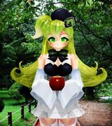りんご一つ