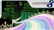【マリオカート8】 レインボーロード (Section 1)