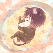 おやすみやなさい♡