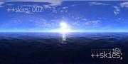 ++skies; 002 [16k8k/8k4k素材配布]