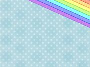 背景素材的な何か【虹】