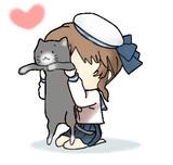 【マウス絵】艦隊これくしょんエラー娘の絵を高森藍子にしてみた