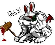 ドーピングウサギ