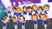 アイドルマスター アニメファンブック BACKSTAGE M@STER SD