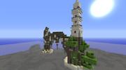 【Minecraft】灯台