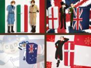 国旗柄の冷蔵庫 ver2.00[配布中]