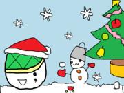 亀吉のクリスマス
