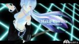 【MMD】白と黒の守護者【CODE:DIVA】