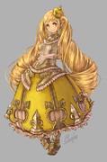 黄色の皇女