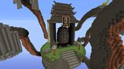 【Minecraft】ヤマタノオロチ再現 その2【大神】