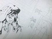 花宮 軍服(書きかけだけど・・・)