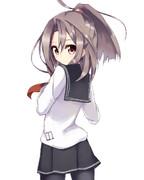 駆逐艦の服を着た軽空母