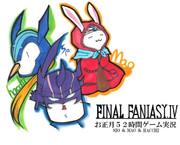FFシリーズお正月実況・ましおhacchi応援