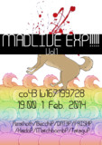 MADLIVE EXP!!!!! Vol.1