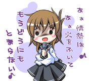 【艦これ】駆逐艦に微妙な年代のアニソン歌わせたかった -電-