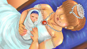 リリパット王国の妃と王女