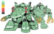ゾック MSM-10 series