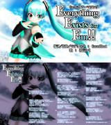 【初音ミク】Everything Exists for Fun !!【自作曲】