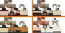 【Minecraft】艦これスキンセット【艦隊これくしょん】