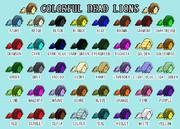 【資料】死んだライオンで学ぶ色の種類