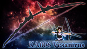 【MMD武器】KA006 Vesanirus【弓】