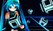 【MMD-OMF4】光る箱