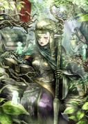 深緑の賢人