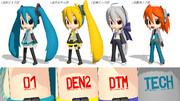 【MMD】L式DEモデル その7【制作中】
