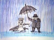 梅雨なんてめっちゃ迷惑ギャランティ