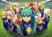 行くぜ ワールドカップ!