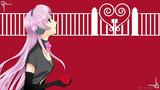 【HD背景】ルカ と 花(5月用)
