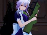 【MMD】オリジナル アサルト・ライフル モデルv0.30【配布】