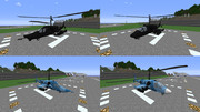 【Minecraft】kamov Ka-50N.Ka-52