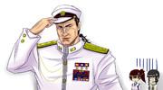 我が鎮守府に新しい提督が着任しました。