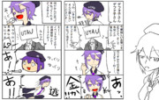 UTAU作品祭 告知漫画