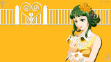 【HD背景】GUMI と 花(10月用)