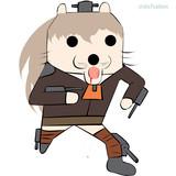 熊野 描いたよ!!