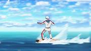 拙者を水上スキーにつれてって